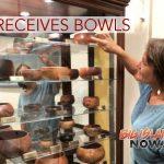 Law School Receives Bowls Made by Big Island Master Craftsman