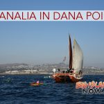 Hikianalia Arrives in Dana Point to Huge Crowd
