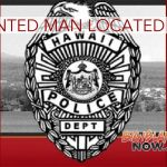 HPD Locates Wanted Man