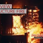 Structure Fire in Mountain View