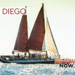 'Hikianalia' Arrives in San Diego