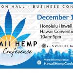 2nd Hawaii Hemp Conference Set for Dec. 1