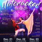 'Nutcracker Ballet' to Be Performed at Kahilu Theatre