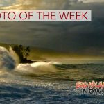 Photo of the Week: Wave Drama at Salt Water Pool