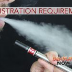 New Electronic Smoking Device Retailer Registration Requirement