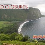Severe Weather Closes Several Big Island Roads