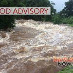 Flood Advisory Accompanies Thunderstorms in E. Hawaii