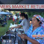 Hakalau Farmers Market Returns to Veteran's Park