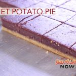 Public Schools Celebrate With Sweet Potato Pie