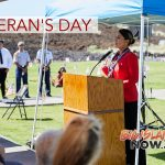 Rep. Gabbard Joins West Hawai'i Community For Veterans Day