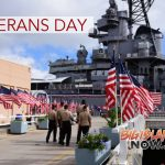 Veterans Day Tributes End at Pearl Harbor