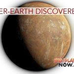 Super-Earth Discovered Orbiting the Sun's Famous Stellar Neighbor