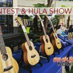 8th Annual International 'Ukulele Contest & Hula Show Set
