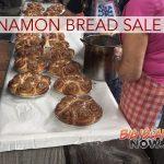Pre-Thanksgiving Cinnamon Bread Bake