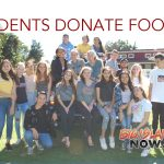 Parker Students Donate Nearly 2 Tons of Food
