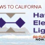 Electric Companies Sending Crews to California