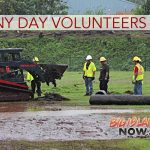 HELCO Volunteers Remove Damaged Poles at BGCBI