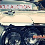 UPDATE: 49 Abandoned Vehicles to Be Auctioned