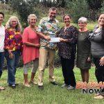 Volcano Winery Raises Record $10K for Volcano School