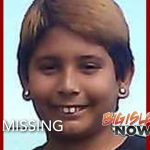 Hilo Boy, 13, Reported Missing