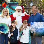 Santa Claus Returns toQueens' MarketPlace