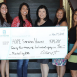 HCFCU Donates $24K to HOPE Services