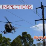 Aerial Line Inspections Scheduled