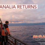 'Hikianalia' Returns to Hawaiian Islands
