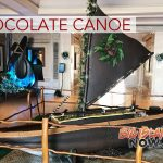 Fairmont Orchid Honors Hōkūle'a With Chocolate Display
