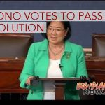 Hirono Votes to End Support of Saudi-Led War in Yemen