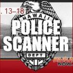 Big Island Police Scanner Log: Dec. 13–18