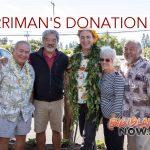 Merriman's Donates $30K to Local Charities