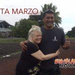 Marzo & 'Aloha Crew' Feed Hungry Residents in Pāhoa