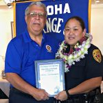 HPD's Ebesugawa Named November Officer of Month