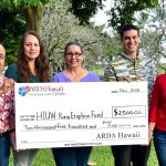 ARDA Donates $2,500 to Puna Relief Fund
