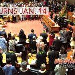 'Live at the Legislature' Returns Jan. 14