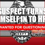 Man Wanted for Questioning Turns Himself In to HPD