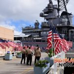 Battleship Missouri Memorial to Celebrate 75th Anniversary