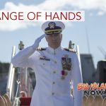 Submarine Squadron One Changes Hands