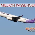 Hawaiian Airlines Carries Record 11.8 Million Passengers in 2018
