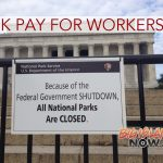 Legislation Passes to Provide Federal Workers With Back Pay
