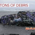 250 Tons of Marine Debris & Counting