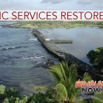 Basic Services Restored at Kaloko-Honokōhau