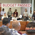 Finance Committee Passes Base Budget