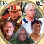 5 Honored as Hawai'i Living Treasures