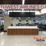 HDOT Improves G Gates in Diamond Head Concourse at HNL