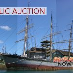'Falls of Clyde' Goes on Auction Block