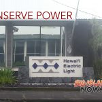 Big Island Residents Asked to Conserve Power