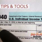 IRS Tax Tips & Time Saving Tools