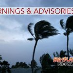 Weather Conditions Close Roads, Beaches